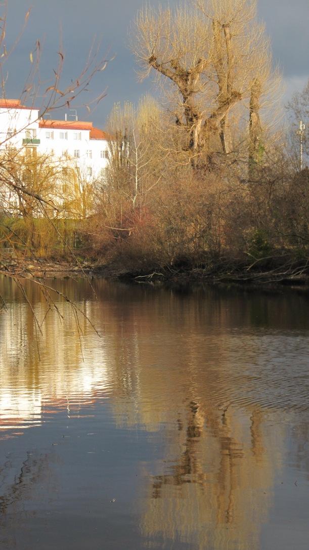 Vienna, Prater, Heustadlwasser